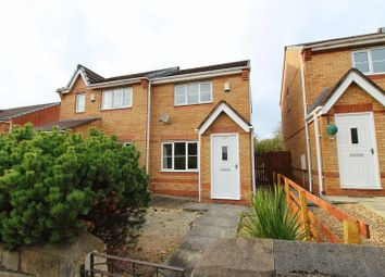 Thumbnail 2 bed semi-detached house for sale in Peel Lane, Little Hulton, Manchester