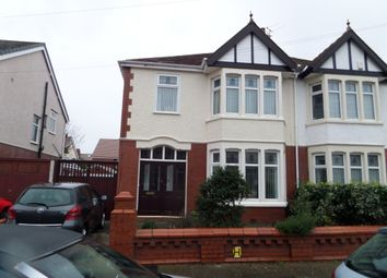 Thumbnail 3 bed semi-detached house to rent in Antrim Road, North Shore