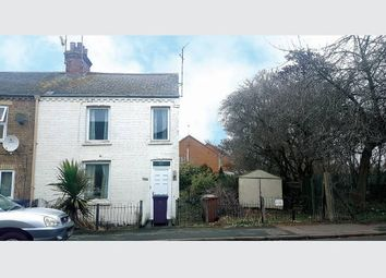 Thumbnail 3 bed end terrace house for sale in Railway Road, Wisbech