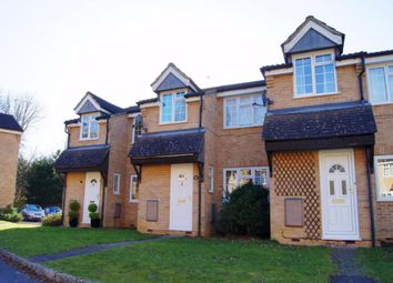 Thumbnail 3 bedroom terraced house to rent in Hungerford Close, Sandhurst