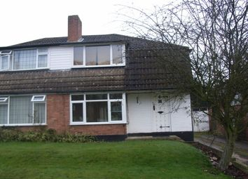 Thumbnail 3 bed semi-detached house to rent in South Drive, Sutton Coldfield