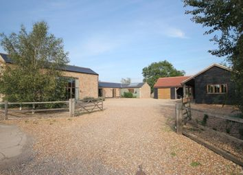 Thumbnail 5 bed detached house for sale in Branch Bank, Prickwillow, Ely, Cambridgeshire