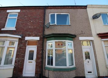 Thumbnail 2 bed terraced house to rent in Chandos Street, Darlington