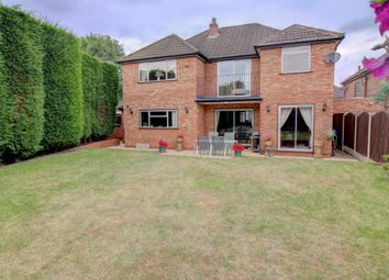 Thumbnail 5 bed detached house for sale in Salisbury Drive, Water Orton, Birmingham