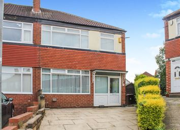 Thumbnail 3 bed semi-detached house for sale in Grange Park Place, Leeds