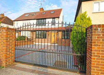 4 bed semi-detached house to rent in Common Lane, New Haw, Addlestone KT15