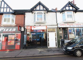 Thumbnail 1 bed flat for sale in Wellington Street, Luton