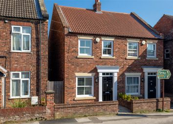 2 bed semi-detached house for sale in Main Street, Riccall, York YO19