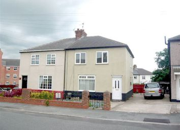 Thumbnail 3 bed semi-detached house to rent in 4 Sutton Road, Askern