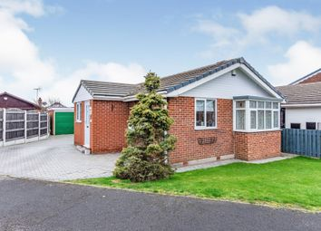 Thumbnail 3 bed detached bungalow for sale in Amorys Holt Close, Maltby, Rotherham