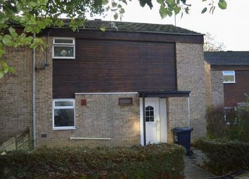 Thumbnail 3 bedroom end terrace house for sale in Wade Meadow Court, Lings, Northampton