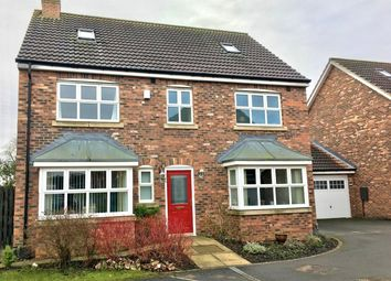 Thumbnail 5 bed property for sale in Harriers Croft, Dalton, Thirsk