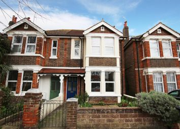 Thumbnail 1 bed flat to rent in Browning Road, Worthing
