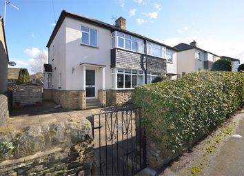 Thumbnail 3 bed semi-detached house to rent in Clarke Street, Calverley, Leeds, West Yorkshire