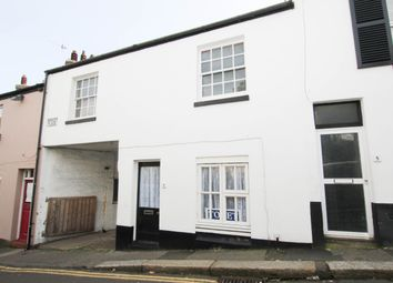 Thumbnail 2 bedroom end terrace house to rent in Dorset Place, Hastings