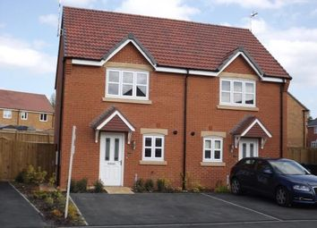 Thumbnail 2 bedroom property for sale in Aspen Close, Great Glen, Leicester, Leicestershire