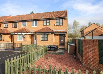 Thumbnail 2 bed semi-detached house to rent in Woodcroft Close, The Wyndings, Annitsford