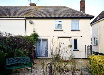 Thumbnail 3 bed semi-detached house for sale in Claypit Villas, Thaxted, Dunmow, Essex