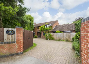 Thumbnail 5 bed detached house for sale in Manor Park, Ruddington, Nottingham