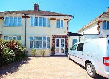 Thumbnail 3 bed property to rent in Rodbourne Road, Horfield, Bristol