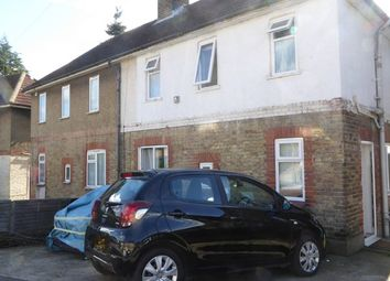 Thumbnail 2 bed semi-detached house for sale in Riverside, London