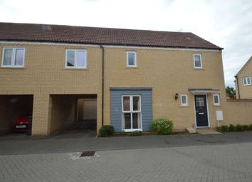 Thumbnail 3 bed semi-detached house for sale in Maze Avenue, Costessey, Norwich