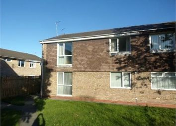 Thumbnail 2 bed flat for sale in Oswestry Place, Cramlington, Northumberland