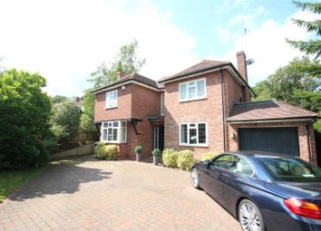 Thumbnail 4 bed detached house to rent in Croft Way, Sevenoaks, Kent