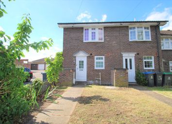 Thumbnail 2 bed end terrace house for sale in Cricketers Close, Chessington