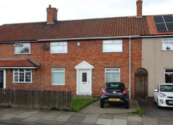 Thumbnail 3 bed terraced house for sale in Central Avenue, Billingham