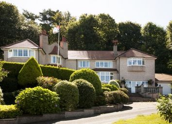 Thumbnail 4 bed detached house for sale in Woodbrae, The Crescent, Ramsey, Isle Of Man