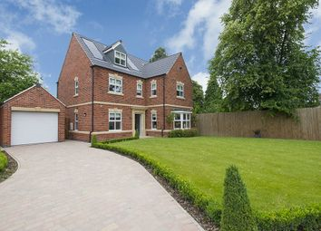Thumbnail 5 bed detached house for sale in Carriage Close Nottingham