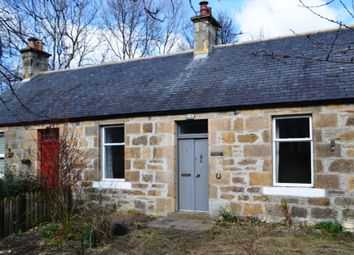Thumbnail 1 bed cottage to rent in 7 Burnside Cottages, Invererne Road, Forres
