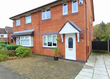 Thumbnail 3 bed semi-detached house for sale in Abbeyfield Drive, West Derby, Liverpool
