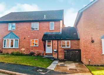 Thumbnail 4 bed terraced house for sale in Tottehale Close, North Baddesley, Southampton