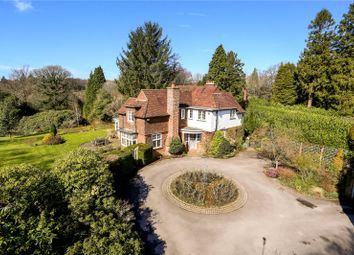 Thumbnail 4 bed detached house for sale in Square Drive, Haslemere, Surrey