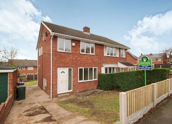 Thumbnail 3 bed semi-detached house to rent in Sparkfields, Mapplewell, Barnsley