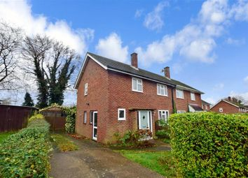Thumbnail 3 bed semi-detached house for sale in Greenfield Close, Eccles, Aylesford, Kent