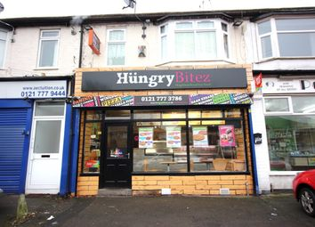 Thumbnail Restaurant/cafe to let in York Road, Hall Green, Birmingham