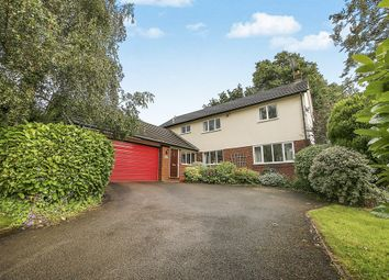 Thumbnail 4 bed detached house for sale in Delamere Park Way East, Cuddington, Northwich