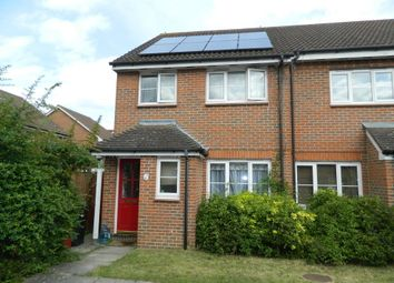 Thumbnail 3 bedroom end terrace house to rent in Eltham Avenue, Cippenham, Berkshire