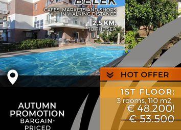 Thumbnail 2 bed apartment for sale in Belek, Antalya Province, Mediterranean, Turkey