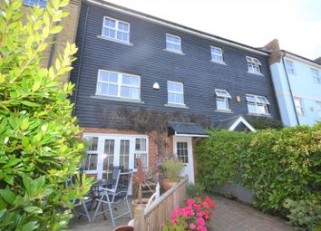 Thumbnail 4 bed town house for sale in St. Lawrence Way, North Harbour, Eastbourne