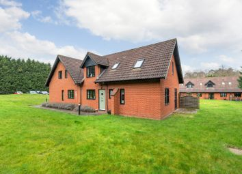 Thumbnail 3 bed end terrace house to rent in Foxhills Mews, Longcross Road, Longcross, Chertsey