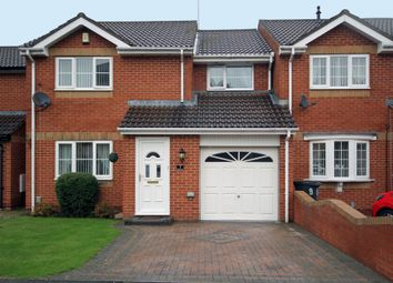 Thumbnail 4 bed link-detached house for sale in Rainer Close, Stratton St. Margaret, Swindon
