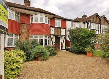Thumbnail 3 bed semi-detached house for sale in Wolsey Crescent, Morden