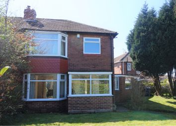 Thumbnail 3 bed semi-detached house for sale in Warwick Hall Walk, Newcastle Upon Tyne