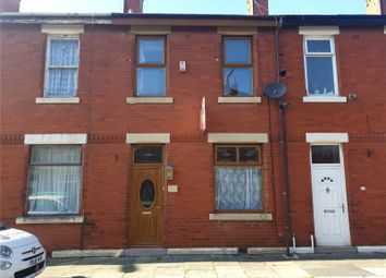 Thumbnail 2 bed terraced house to rent in Lightbown Avenue, Blackpool
