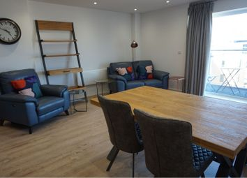 Thumbnail 2 bed flat to rent in Brickworks, City Centre