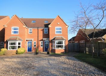 Thumbnail 4 bed semi-detached house for sale in 12A Stuart Road, Newbury, Berkshire